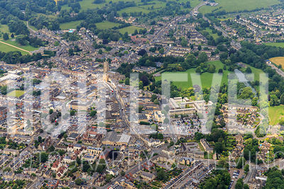 Cirencester  Cirencester Aerial Photographs