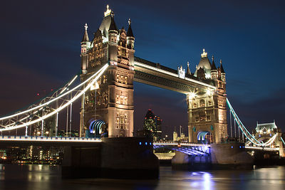 London Travel Photography - Tower Bridge