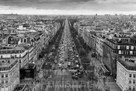 Arc de Triomphe Paris 8th