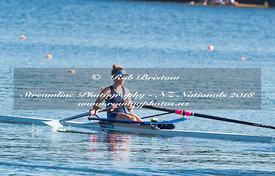 Taken during the National Championships 2018, Lake Karapiro, Cambridge, New Zealand; ©  Rob Bristow; Frame 0681 - Taken on: Thursday - 15/02/2018-  at 08:03.22