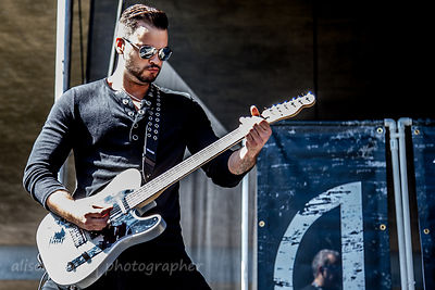 Dave Gorman of Fallrise at Aftershock 2014