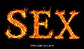 sex in burning fire