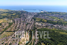 Aerial Photography Taken In and Around Dover-Buckland