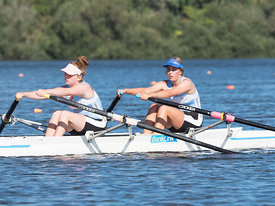 Taken during the National Championships 2018, Lake Karapiro, Cambridge, New Zealand; ©  Rob Bristow; Frame 0739 - Taken on: Thursday - 15/02/2018-  at 08:41.44