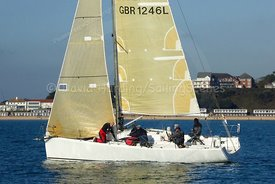 Amigos, GBR1246L, Archambault A35, Poole Winter Series 2018, 20101021040