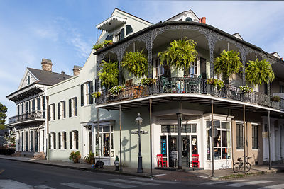 Corner of Dauphine and Dumaine #2
