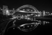 Black & White Tyne Bridge