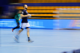 during the Final Tournament - Final Four - SEHA - Gazprom league, Team training in Brest, Belarus, 06.04.2017, Mandatory Credit ©SEHA/ Stanko Gruden