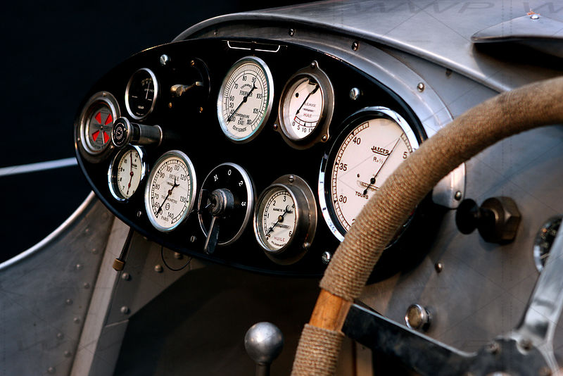 AVIONS VOISIN World speed record Montlhery 1927