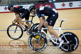 Master B Sprint Final. 2015 Canadian Track Championships, October 8, 2015