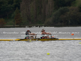 Taken during the World Masters Games - Rowing, Lake Karapiro, Cambridge, New Zealand; ©  Rob Bristow; Frame 3537 - Taken on: Sunday - 23/04/2017-  at 16:57.46