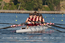 Taken during the Cambridge Town Cup 2015, Lake Karapiro, Cambridge, New Zealand; ©  Rob Bristow; Frame 0 - Taken on: Sunday - 25/01/2015-  at 08:24.53