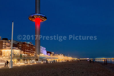 British AIrways 360 Viewing Platform in Brighton