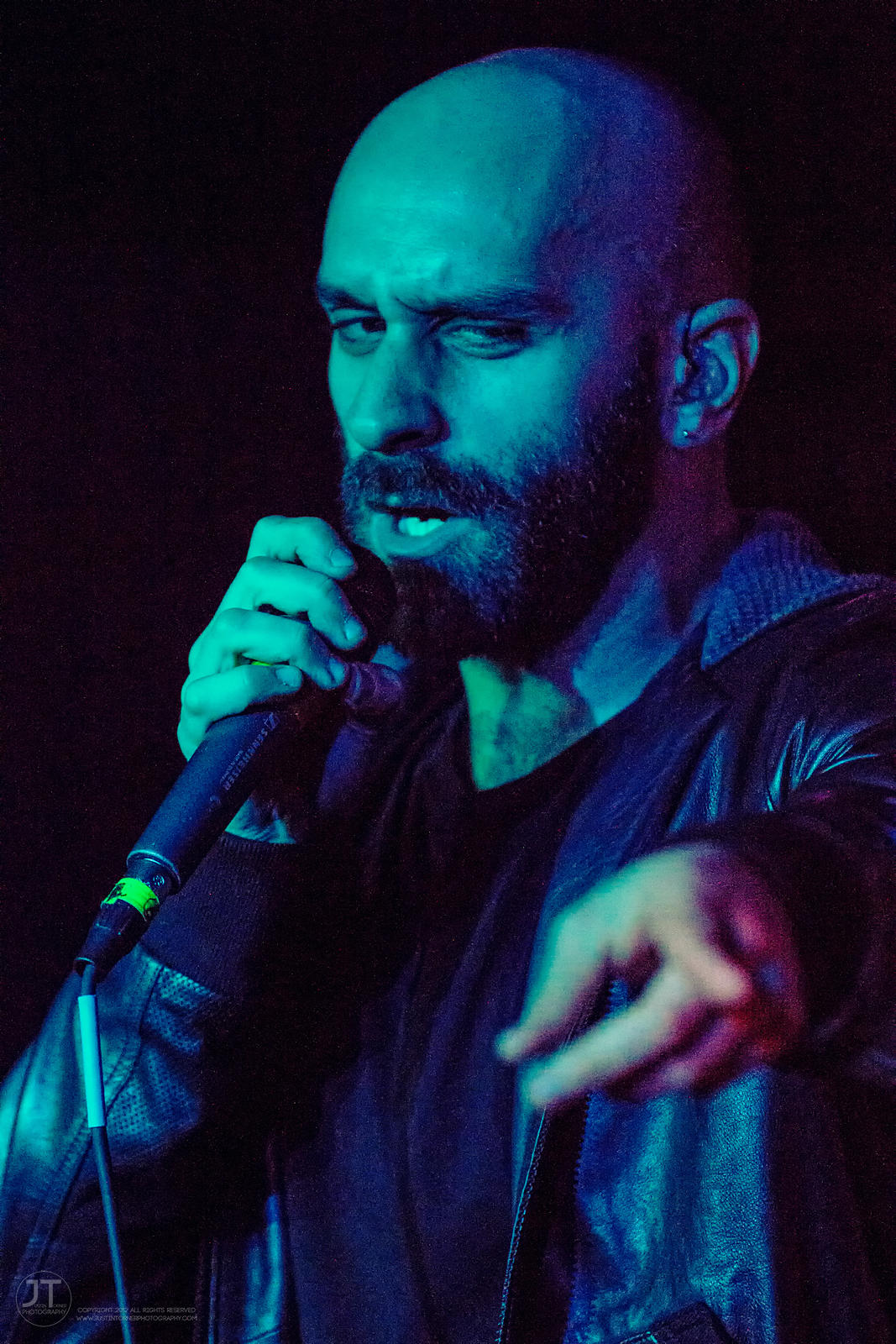 Hoopla - X Ambassadors, Blue Moose Tap House, February 17, 2015 photos