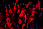 U of Iowa Homecoming Concert 2012 - Grand Funk Railroad