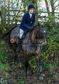 Laura Watson - The Cottesmore Hunt at Owston 29/11