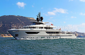 superyacht X