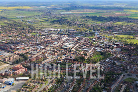 Aerial Photography Taken In and Around Stratford-upon-avon, UK
