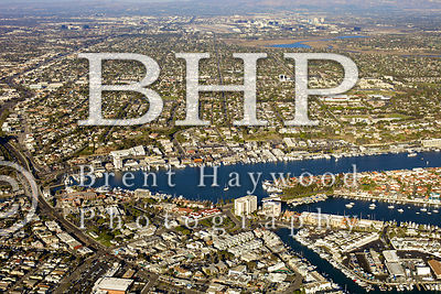 Newport Beach Aerial Photography