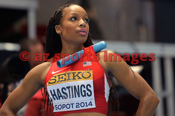 Natasha HASTINGS (USA)
