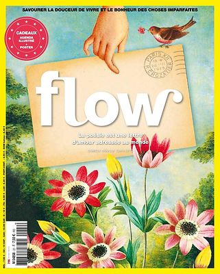 Flow Magazine (France) - Jan 2018 photos