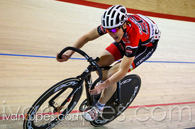 Junior Women Sprint Semifinal. Track O-Cup #2, Milton, On, March 28, 2015