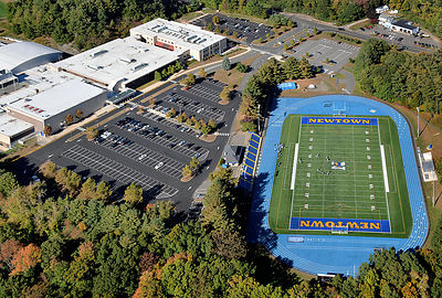 Maplewood at Bethel, Ct aerials