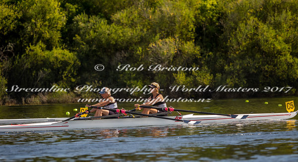 Taken during the World Masters Games - Rowing, Lake Karapiro, Cambridge, New Zealand; ©  Rob Bristow; Frame 370 - Taken on: Tuesday - 25/04/2017-  at 09:03.34