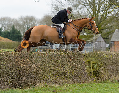 The Quorn Hunt at Bell Bush Farm 2/2 photos