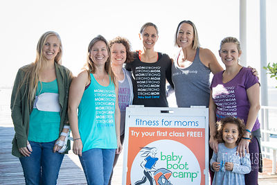 Event - Baby Boot Camp | Ribbon Cutting | St. Pete Photographer picture