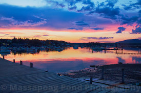 Sunset Bass Harbor