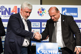 Alexander MESHKOV during the Final Tournament - Final Four - SEHA - Gazprom league, Sponsorship press conference, Croatia, 02.04.2016, ..Mandatory Credit ©SEHA/Nebojša Tejić
