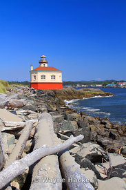 Coquille River Light formerly known as Bandon Lighthouse