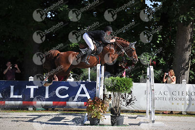 Bormann Friso (GER) and CRAZY CATO