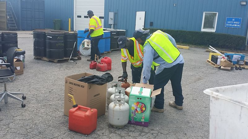 Recycling and Disposing of Hazards