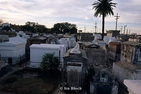 St. Louis cemetary, New Orleans, Lousiana