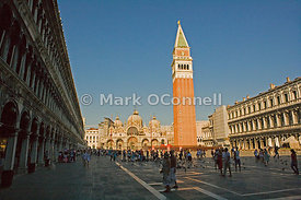 St Mark's Square Venice