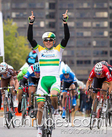 Simon Gerrans (Orica GreenEdge) wins Grand Prix Cycliste de Montréal, September 14, 2014