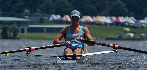 Taken during the Cambridge Town Cup and NI Championships 2018, Lake Karapiro, Cambridge, New Zealand; ©  Rob Bristow; Frame  - Taken on: Saturday - 27/01/2018-  at 11:39.05