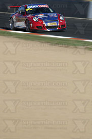 30 Russell/Johnson/.Reid Hunter Sports Group Porsche 997 GT3 Cup