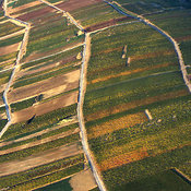 Chablis aerial photos