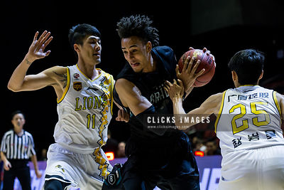 Fubon Braves vs Zhejiang Lions photos