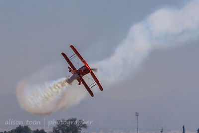 Mike Wiskus, Lucas Oil, Aerobatics