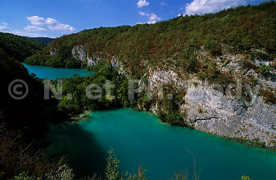 CROATIE, PARC NATIONAL DES LACS DE PLITVICE//CROATIA, PLITVICE LAKE NATIONAL PARK