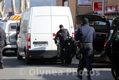 Attacks Terrorist in Trèbes France