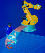 Car production design using Virtual Reality technology