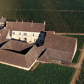 Bourgogne aerial photos