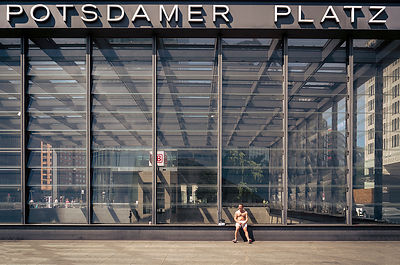 Potsdamer Platz, Berlin #02 - Germany - 2013
