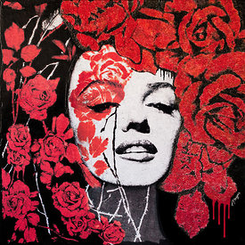 Marilyn Roses and Thorns