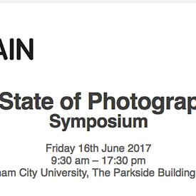 National Symposium of Photography II - June 16th Pictures